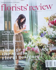Florists Review Cover Feb 2019
