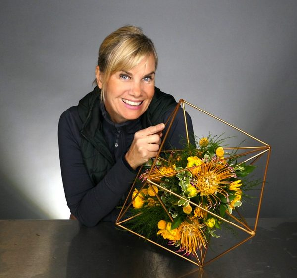 Kit Teaching an Online Flower Class