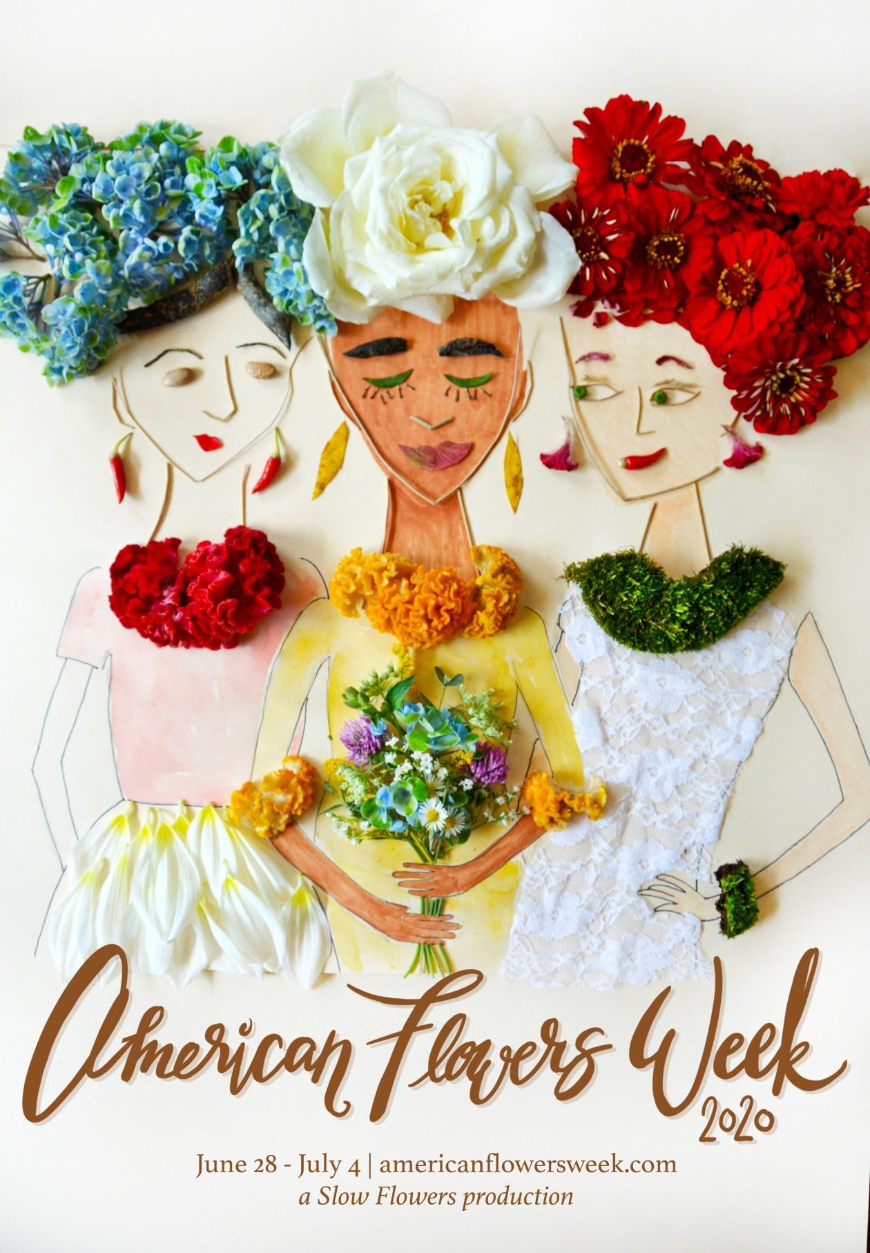American Flowers Week 2020