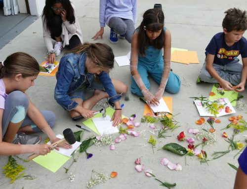 Kids Flower Camp a Huge Success