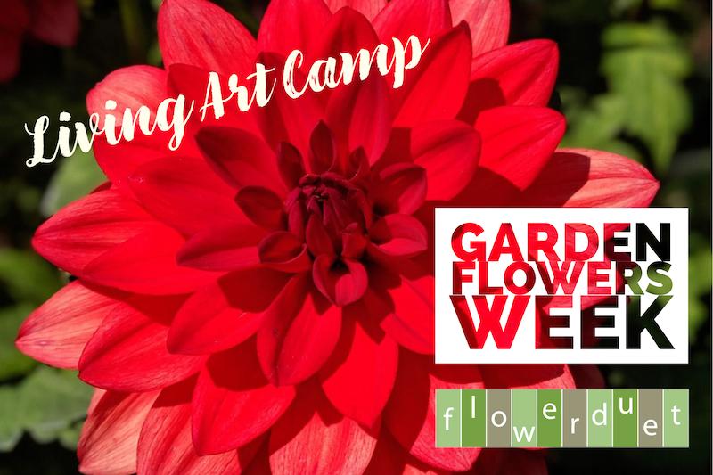 Garden Flowers Camp Week