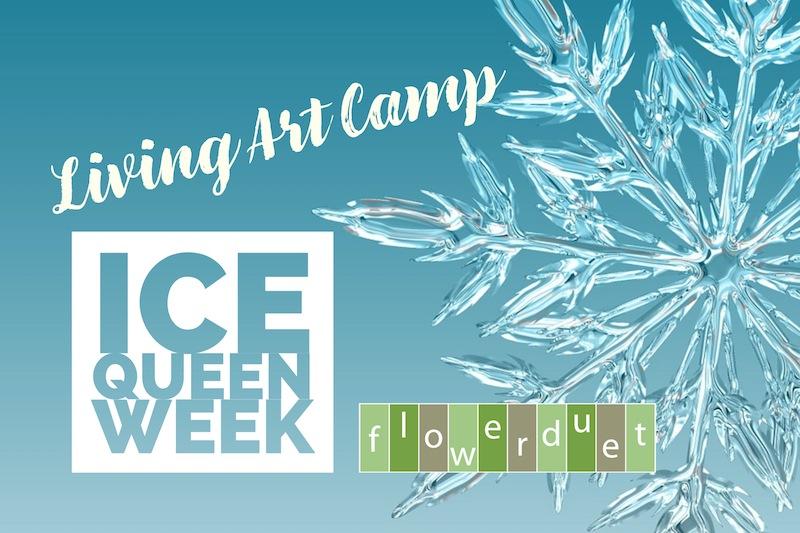 Ice Queen Week for Frozen Fans