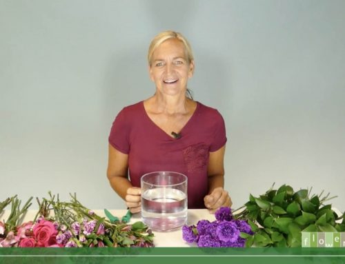 How to Design Flowers in aVase