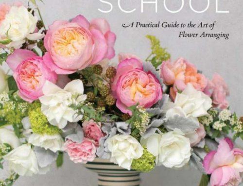 Flower Arranging Book Recommendation: Flower School