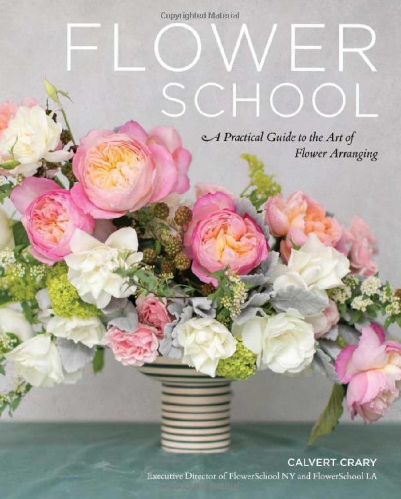 Flower School Book