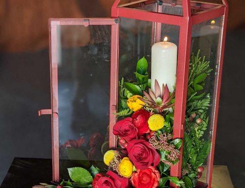 Lunar New Year Flowers Class at Flower Duet