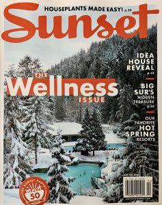 Sunset Wellness Issue