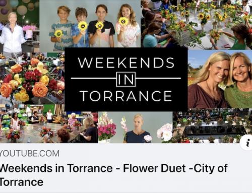 Flower Duet on Television