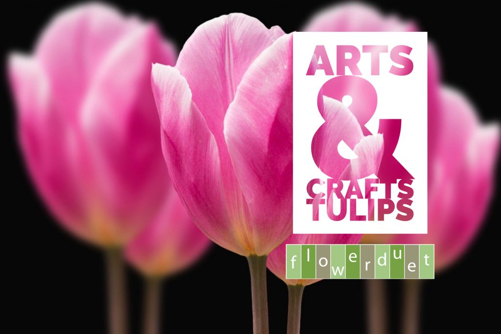 Tulips Arts & Crafts Movement