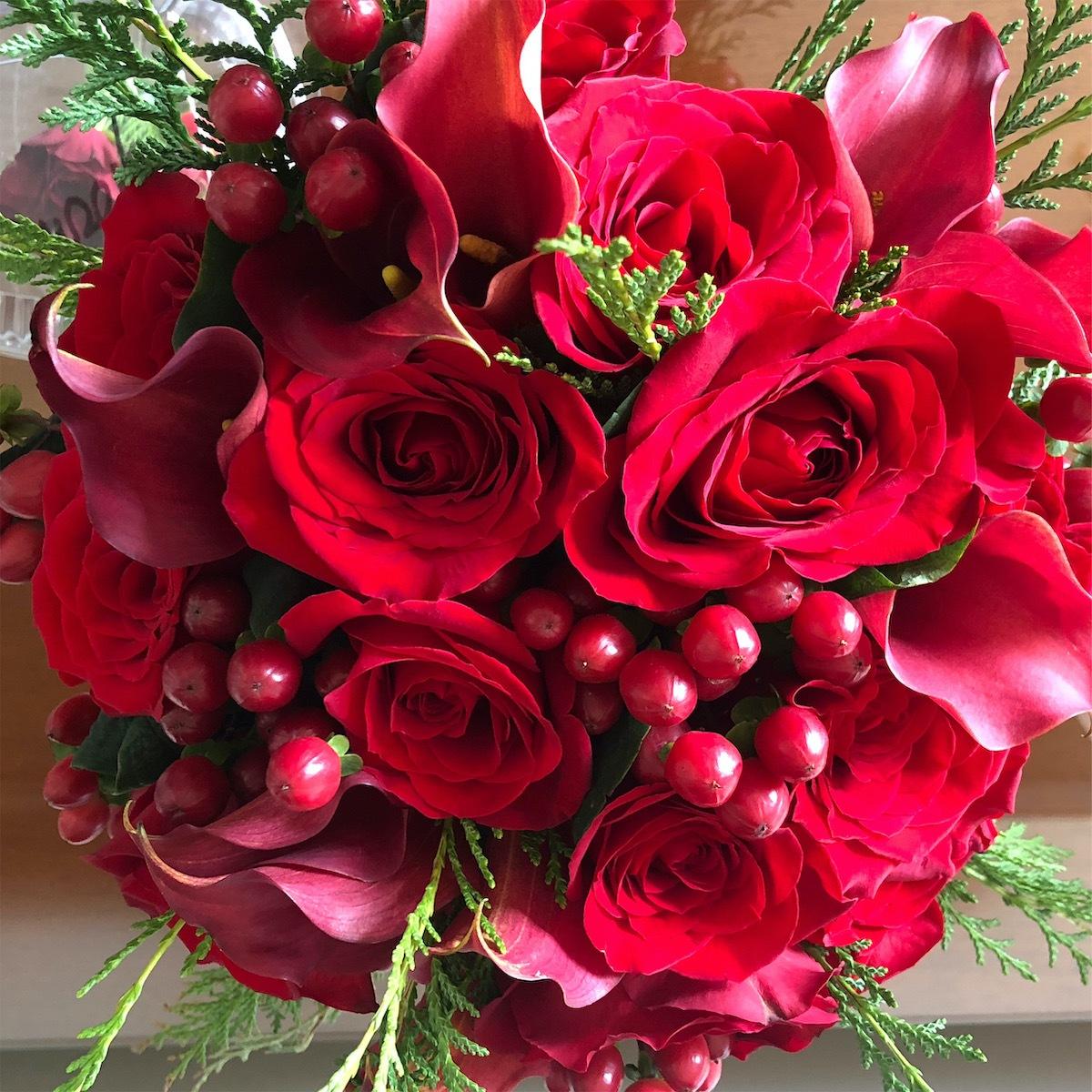 Micro Wedding Bouquet