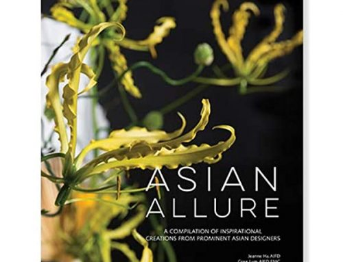 Book Recommendation: Asian Allure, Floral Arrangements created by Top Asian Flower Designers