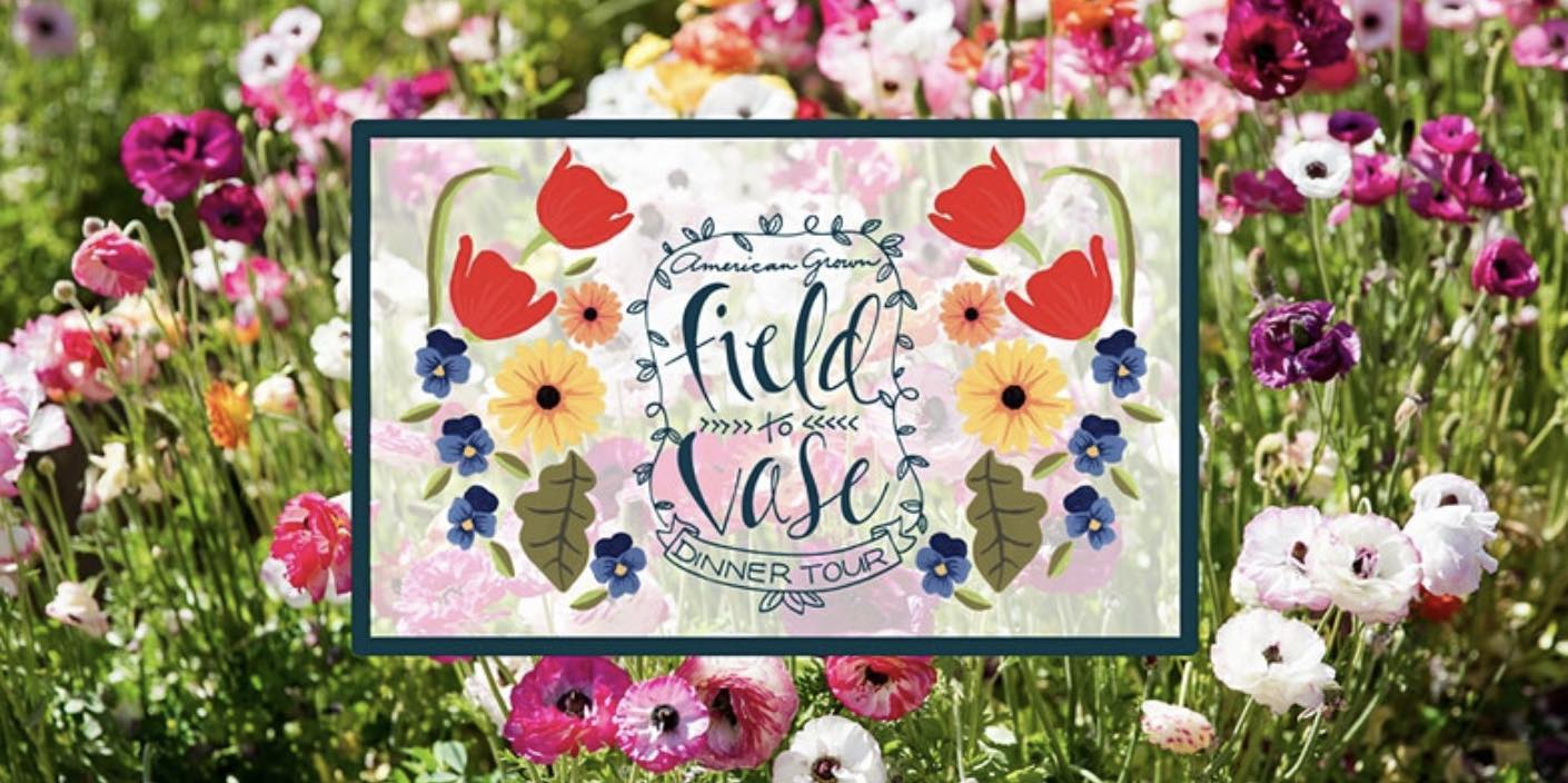 Field to Vase Dinner Logo