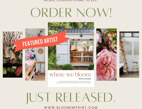 Where We Bloom Book — Published