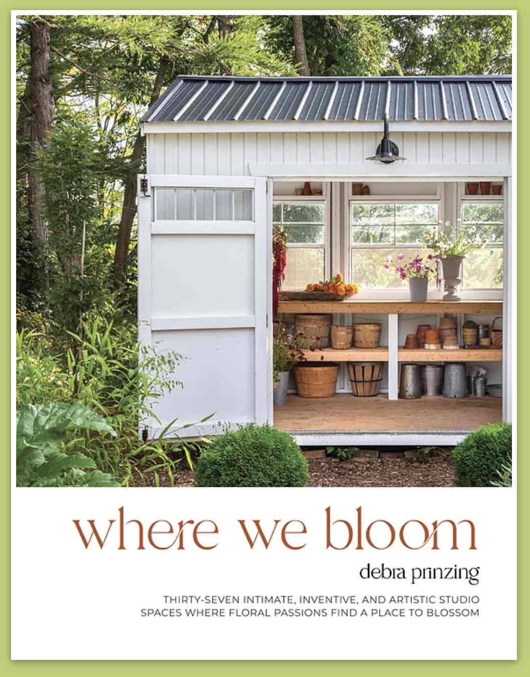 Where we Bloom Book Cover