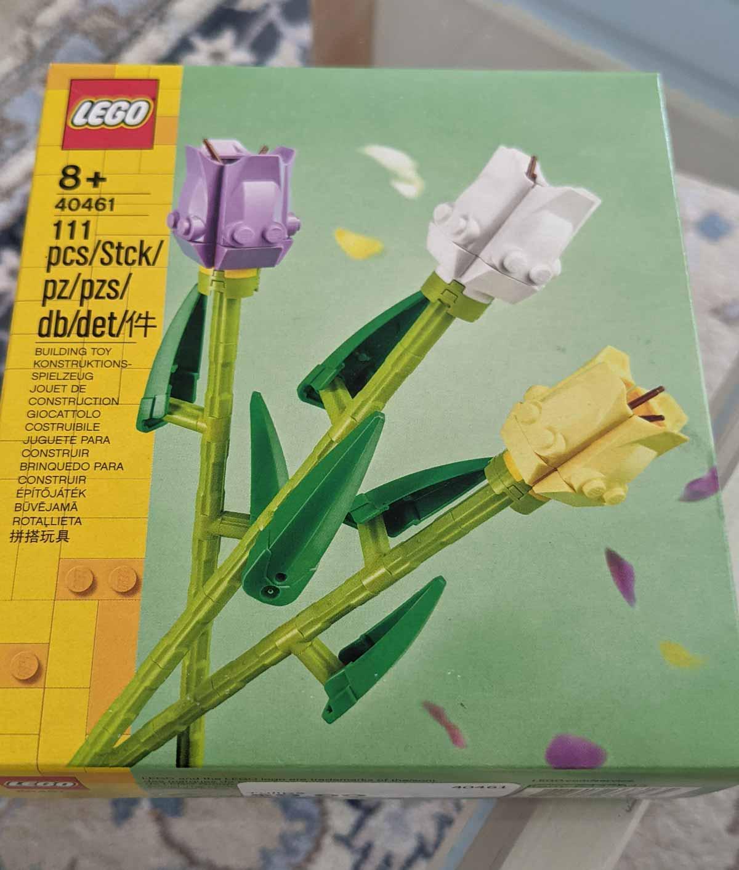 LEGO Tulips
