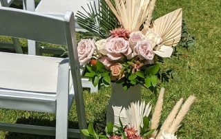 Dried Wedding Florals