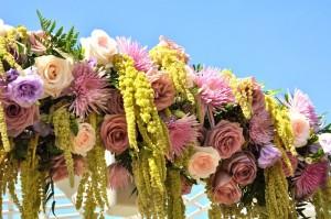 flowerduet-arch-lavender-details