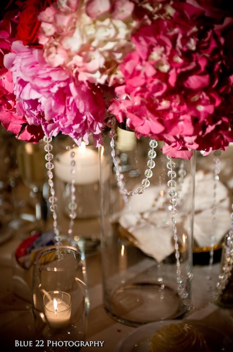 Flower district wedding