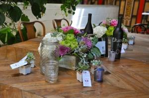 flowerduet-wine-tasting-centerpiece