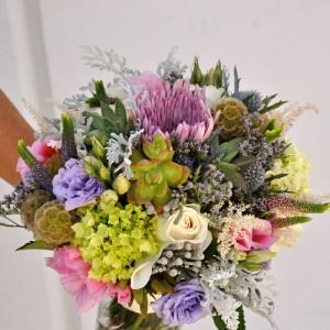 flowerduet-succulent-bridal-bouquet-purple